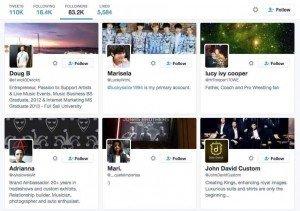 follower profili reali