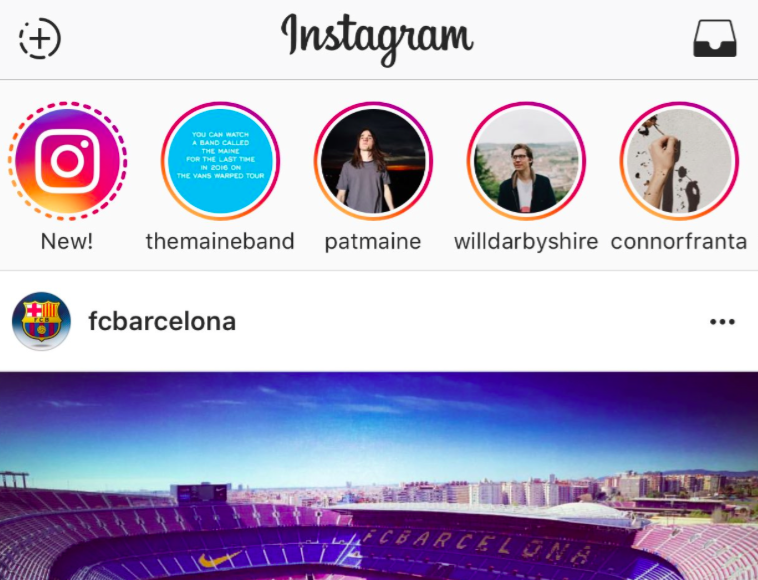 Instagram Stories novità