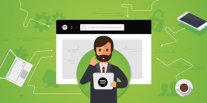Comment fonctionne Spotify guide
