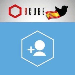 Twitter Seguidores espanoles