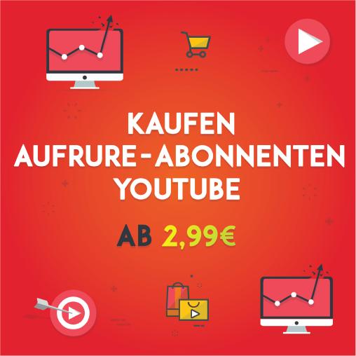 YouTube Abonnenten aufrufe kaufen