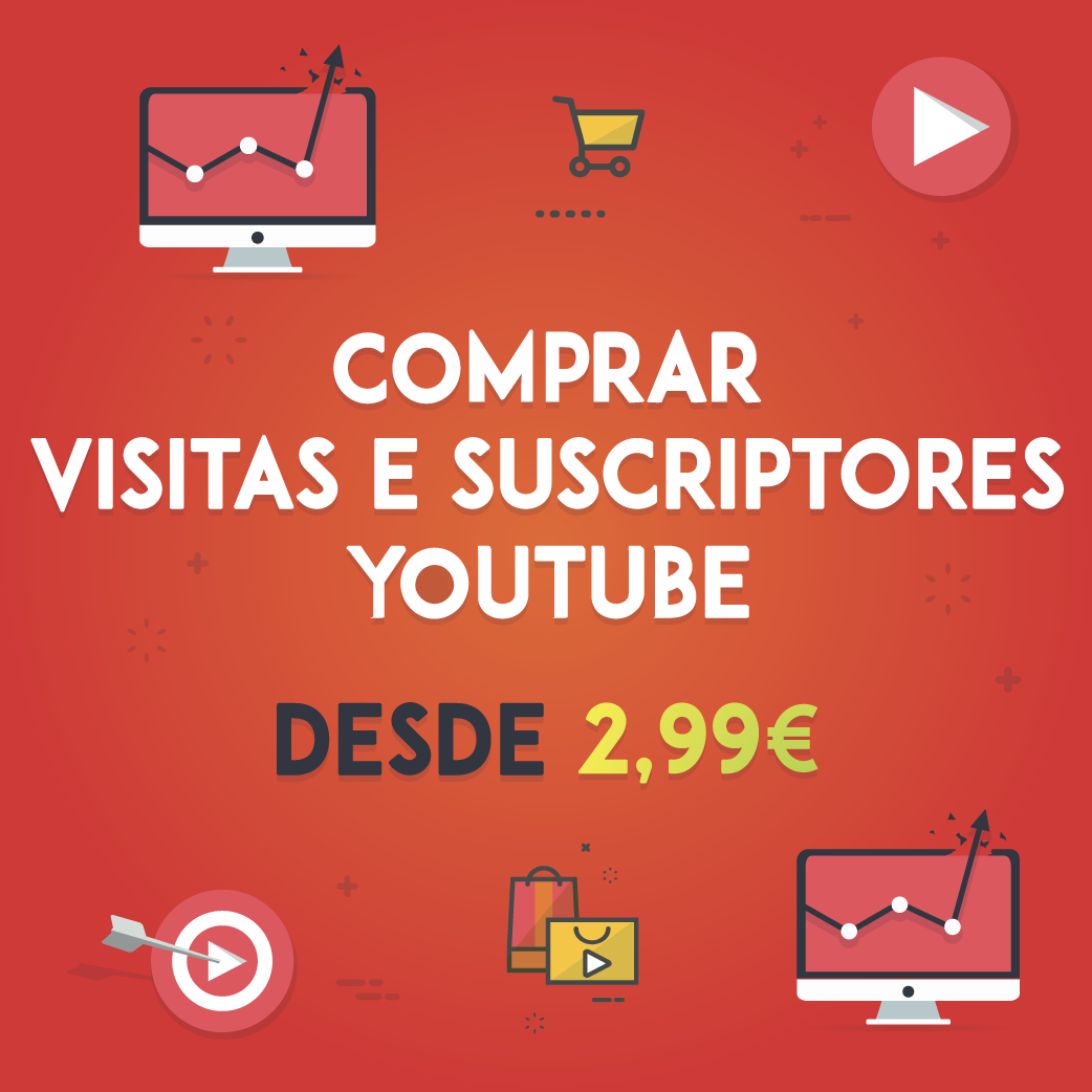 comprar visitas YouTube